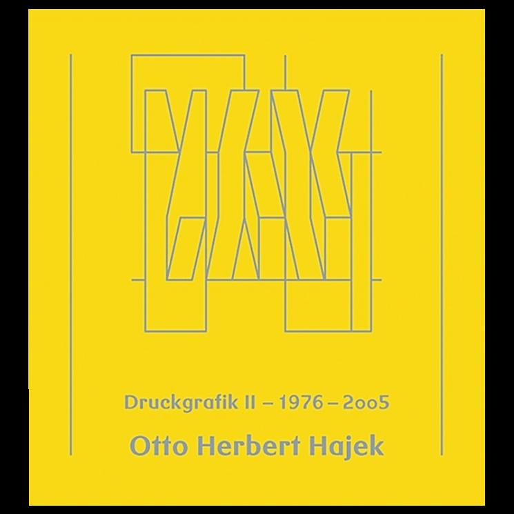 Druckgrafik II | 1976-2005