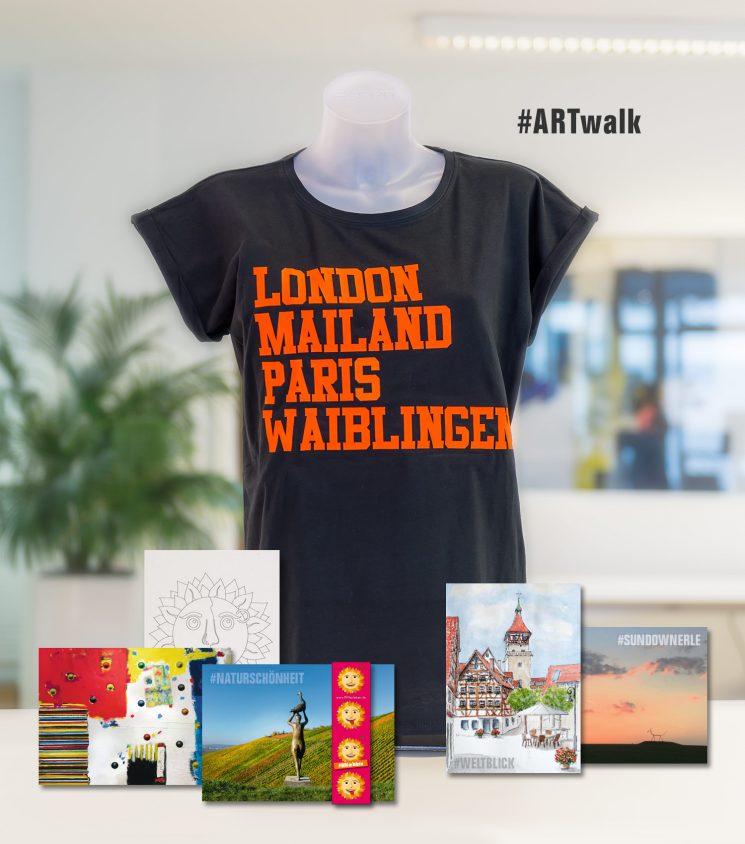 Waiblingen, T-Shirt
